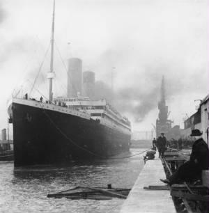 Andre Price Guest Speaker Titanic Talk
