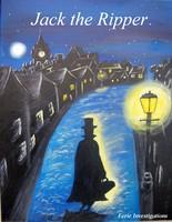 Jack the Ripper Walk Tour DVD Eerie Investigations